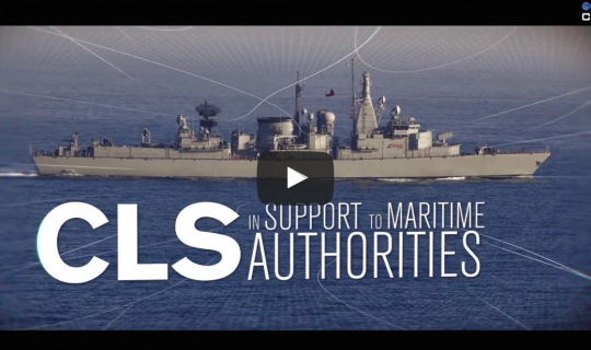 CLS in support of maritime authorities