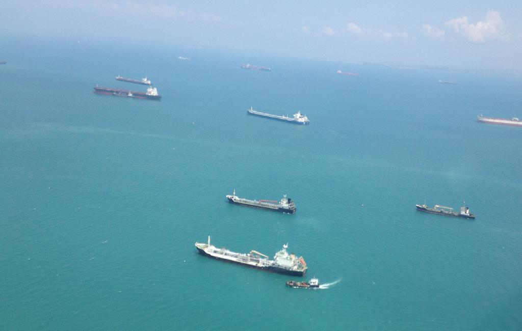 Singapore maritime lrit