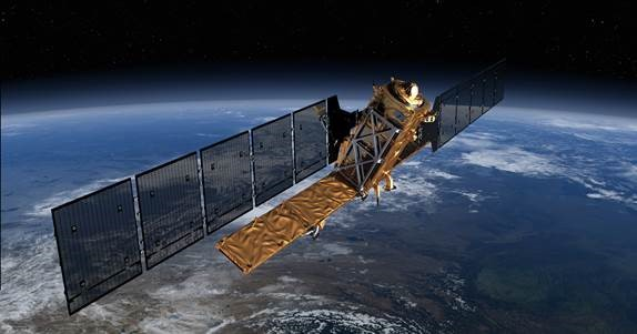 satellite ESA