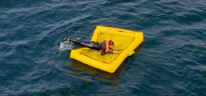 Rescue raft