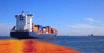 pollution at sea