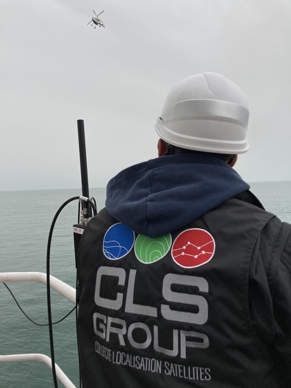 CLS drone operator
