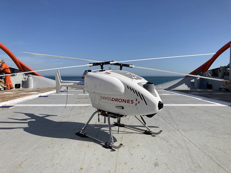 SwissDrones drone